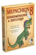 Pegasus Spiele Munchkin 8 Echsenmensch und Zentauren