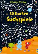 50 Karten - Suchspiele