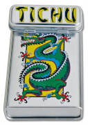 AMIGO 18092 Tichu Pocket Box Metall