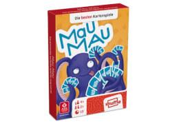 ASS Mau Mau. Kartenspiel