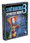 Pegasus Spiele Star Munchkin 3 Diplomatische Immunität