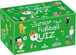 moses Das Junior Fußball-Quiz