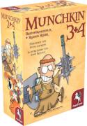 Pegasus Spiele Munchkin 3+4