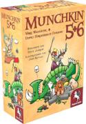 Pegasus Spiele Munchkin 5+6