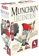 Pegasus Spiele Munchkin Legenden 1+2