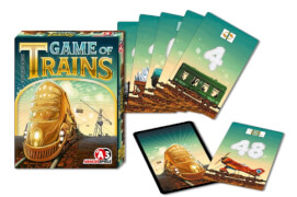 Abacusspiele Game of Trains