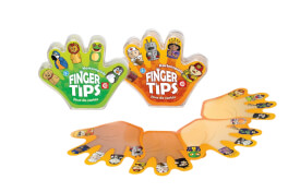 Gamefactory - Finger Tips im Display (d,f)
