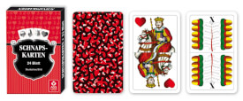 ASS Schnapskarten, ddt. Bild. Kartenspiel