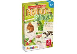 ASS Abenteuer Schule - Natur-Bingo. Kartenspiel