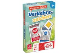 ASS Abenteuer Schule - Verkehrszeichen. Kartenspiel
