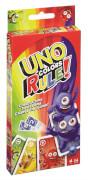 Mattel UNO Super-Joker! (inkl. 4 Kartenhalter)