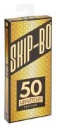 Mattel Skip-Bo 50 Jahre Jubiläums-Edition
