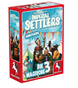 Pegasus Spiele Imperials Settlers - Die magische 3