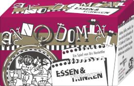 Abacusspiele Anno Domini Essen und Trinken