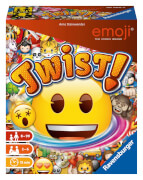 Ravensburger 267538 Emoji Twist, Familienspiel
