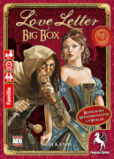 Pegasus Spiele Love Letter Big Box