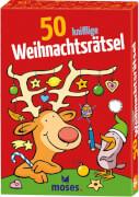 moses 50 knifflige Weihnachtsrätsel
