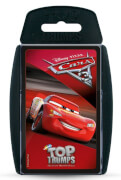 Winning Moves Top Trumps: Disney Cars 3
