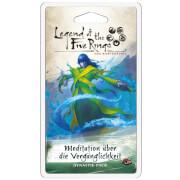 Asmodee L5R: LCG - Meditation über die Vergänglichkeit Dynastie-Pack (Kaiserreich-6)