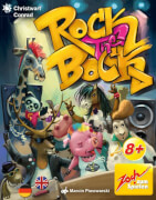 Zoch Rock the Bock, 3-6 Spieler, ab 8 Jahre