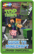 Winning Moves Top Trumps - Guide to Minecraft