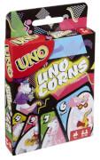 Mattel FNC46 UNO (Uni-) Corns Kartenspiel