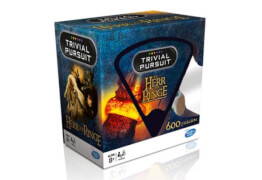 Winning Moves Trivial Pursuit ''Der Herr der Ringe''