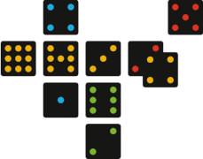 Game Factory - Punto, 2-4 Spieler, ca. 20 Minuten, ab 7 Jahren
