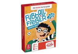 ASS Quick Quiz - Fußballfieber. Kartenspiel