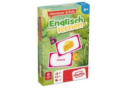 ASS Abenteuer Schule - Englisch Lernen. Kartenspiel