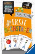 Ravensburger 41598 Kartenspiel Erste Buchstaben
