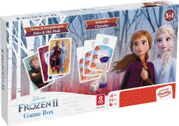 Disney's Frozen 2 (Die Eiskönigin 2) - Spielebox 3in1