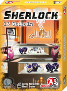 Abacusspiele Sherlock - 13 Geiseln