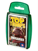 Winning Moves Top Trumps Dinosaurier