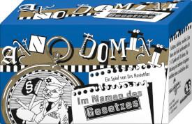 Abacusspiele Anno Domini - Im Namen des Gesetzes