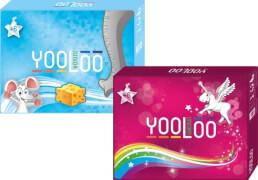 YOOLOO sortiert - Unicorn oder Junior