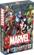 Winning Moves Number 1 Spielkarten Marvel Universe