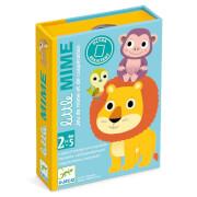 Kartenspiel für Kleine: Little Mime