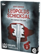 Gamefactory - 50 Clues - Leopolds Schicksal