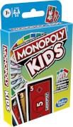 Hasbro F1699100 Monopoly Kids Kartenspiel