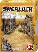 Abacusspiele Sherlock Far West - Schüsse im Morgengrauen