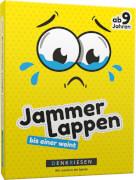 JAMMERLAPPEN - Das dramatisch lustige Kartenspiel ''bis einer weint'' - DENKRIESEN