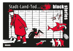 moses black stories - Stadt Land Tod