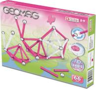 Geomag Kids Color Girl - 66-teilig