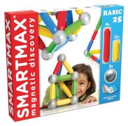 SmartMax Basic 25-teilig - Magnetspiel