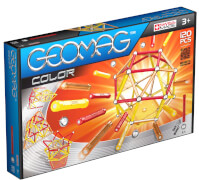 Geomag Color 120-teilig