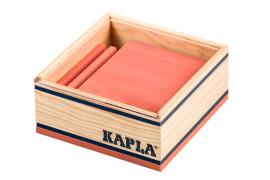 KAPLA® 40er farbige Plättchen - Rosa - C40ROSE