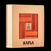 KAPLA Buch und Farben Set - Rote/Orange - CR