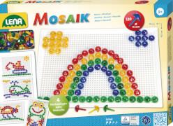 Simm Mosaik Set transparent 15 mm, groß