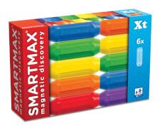 SmartMax Stäbe kurz 6 Stück - Magnetspiel Zubehör